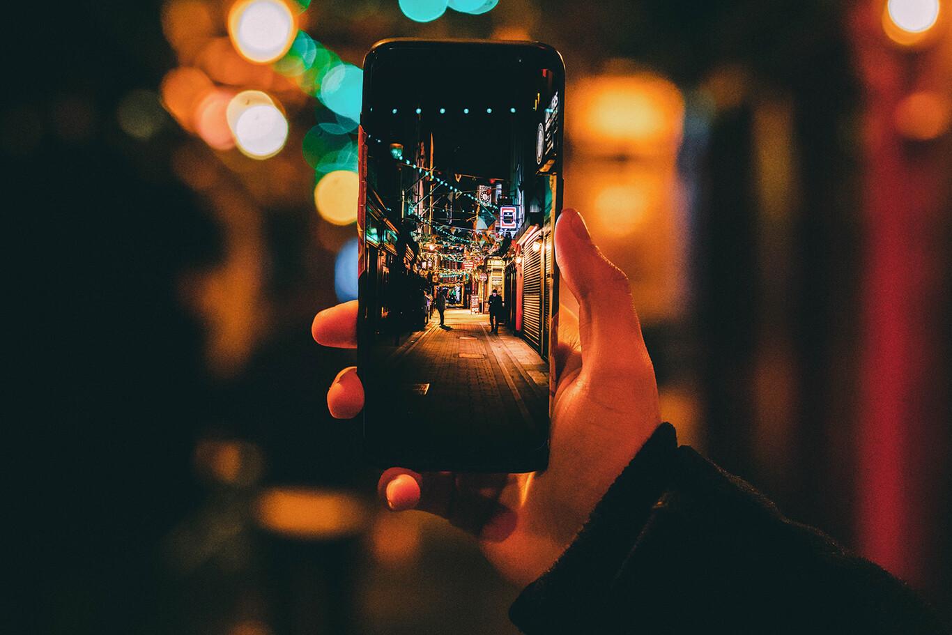 Así es que disparar con móviles nos puede ayudar a ser mejores fotógrafos