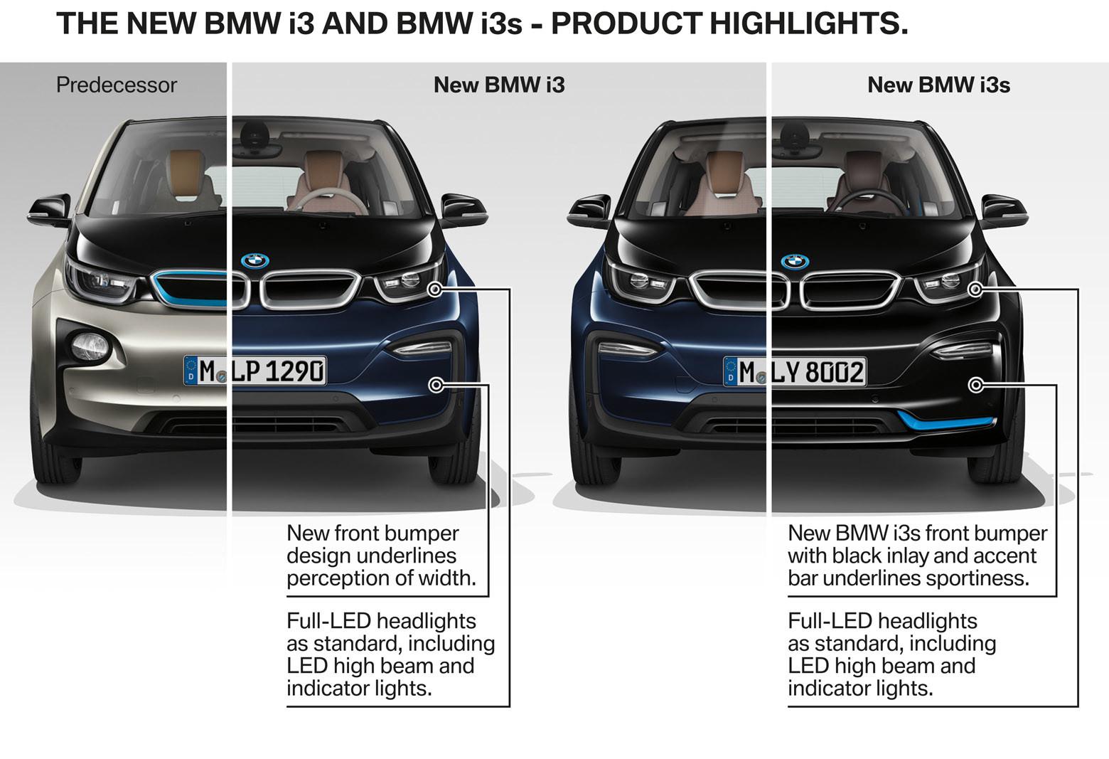 Foto de BMW i3 y i3s 2018 (139/139)