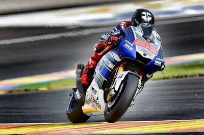 MotoGP Valencia 2013: Jorge Lorenzo gana en Cheste pero no impide la coronación de Marc Márquez