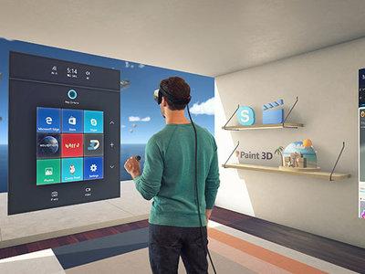 La convergencia de Windows 10 busca una nueva dimensión: la realidad mixta