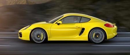 Chris Harris ensalza el nuevo Porsche Cayman S