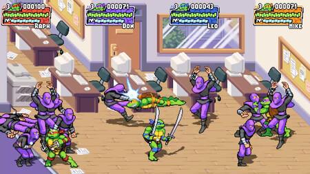 Tmnt Shredders Revenge 03