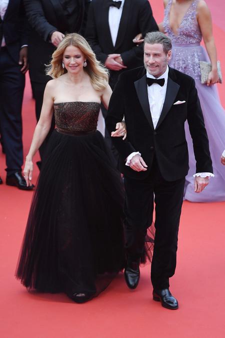 John Travolta Solo A Star Wars Story Cannes Premiere 2018 Red Carpet