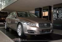 El Premier británico se seguirá moviendo en Jaguar XJ