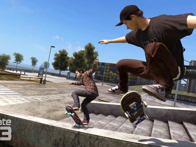 Skate 3 y ScaryGirl ya son retrocompatibles en Xbox One