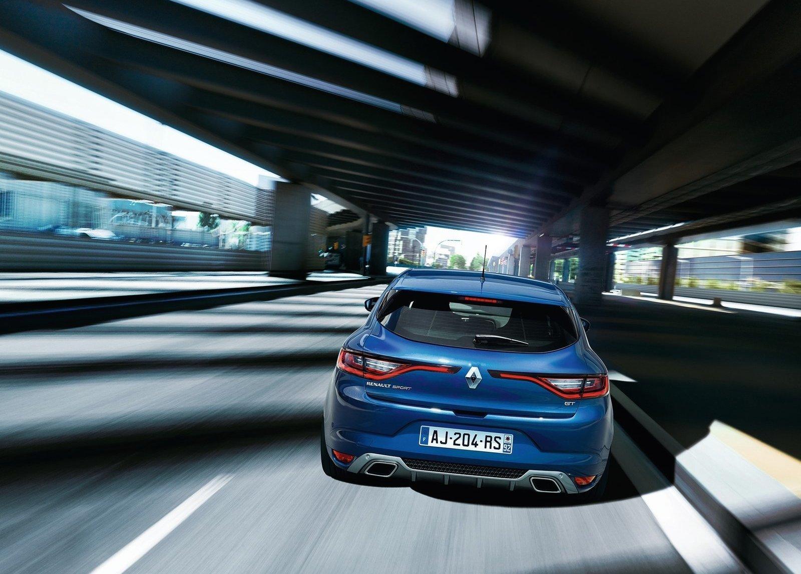 Foto de Renault Mégane 2016 (20/52)