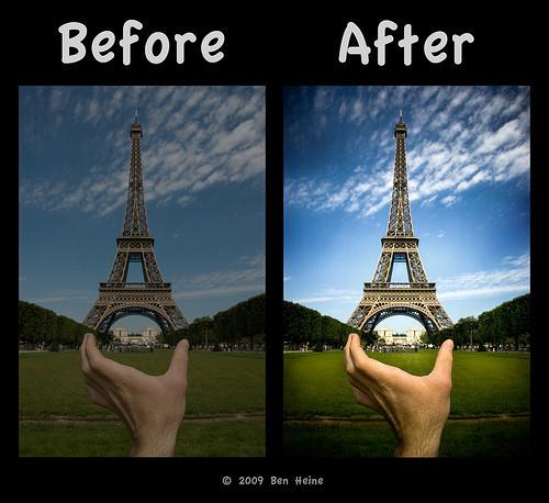 Foto de ¿Cómo Photoshop puede convertir una foto mediocre en una gran fotografía? (6/12)