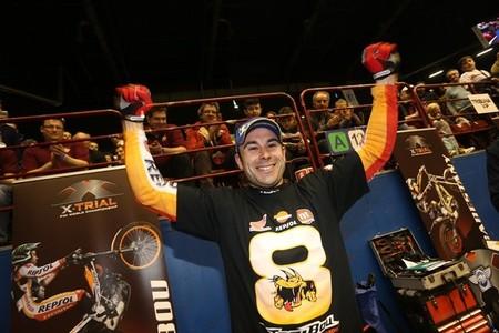 Toni Bou, Campeón del Mundo de X-Trial por octava vez consecutiva