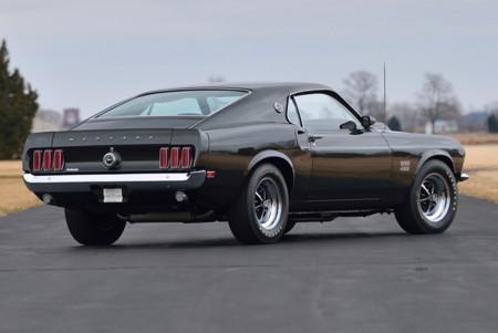Ford Mustang Boss 429 de 1969