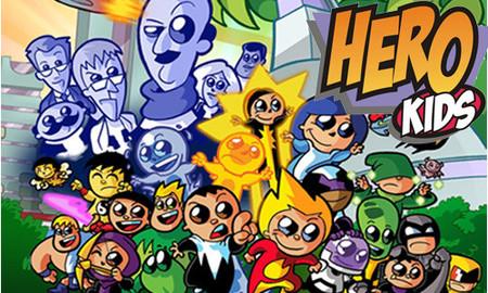 'Hero Kids', animación española en La 2