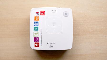 PicoPix PPX 3410 de Philips, análisis