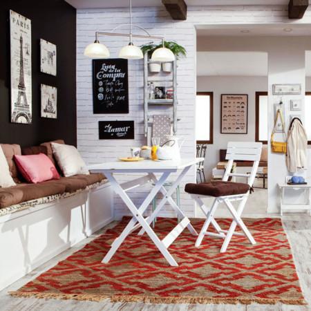 Especial alfombras: adelántate a la primavera y cambia el look de tu casa