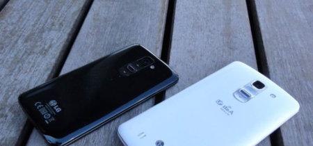 La pantalla del LG G Pro 3 estará entre las más grandes con sus 6.0 pulgadas