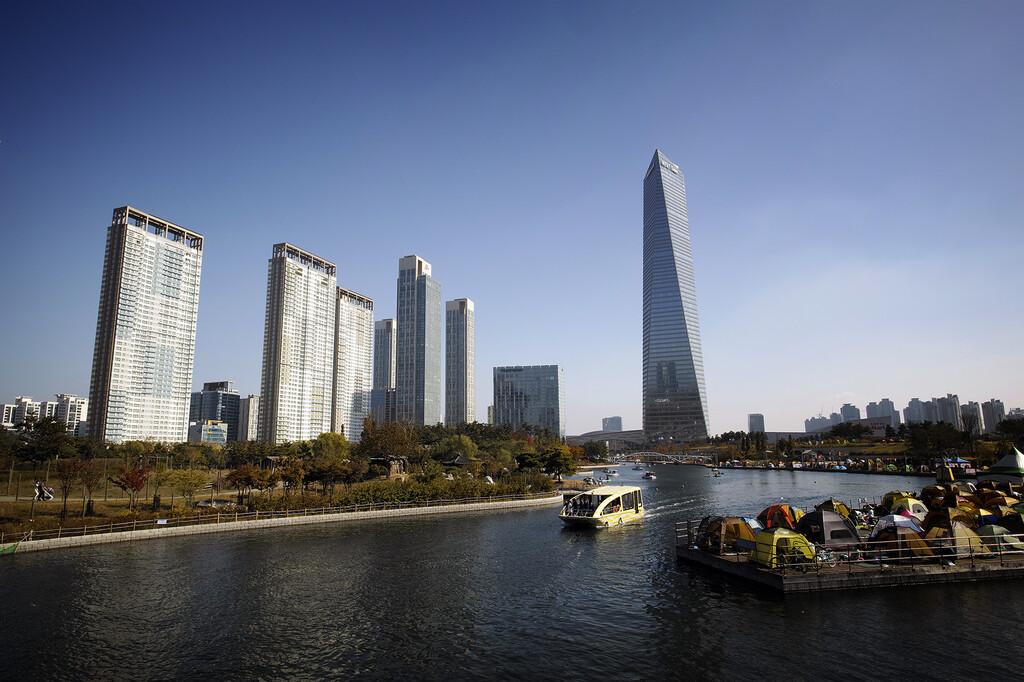 Qué fue de Songdo: la ciudad de Corea del Sur que prometió ser el futuro aún no lo es 2 décadas después