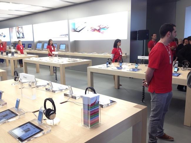 Foto de Apple Store Calle Colón (Valencia) (46/90)