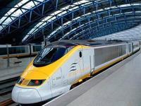 De Madrid a Londres, ocho horas en tren para el año 2012