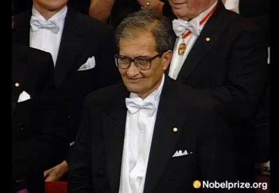 Economistas Notables: Amartya Sen