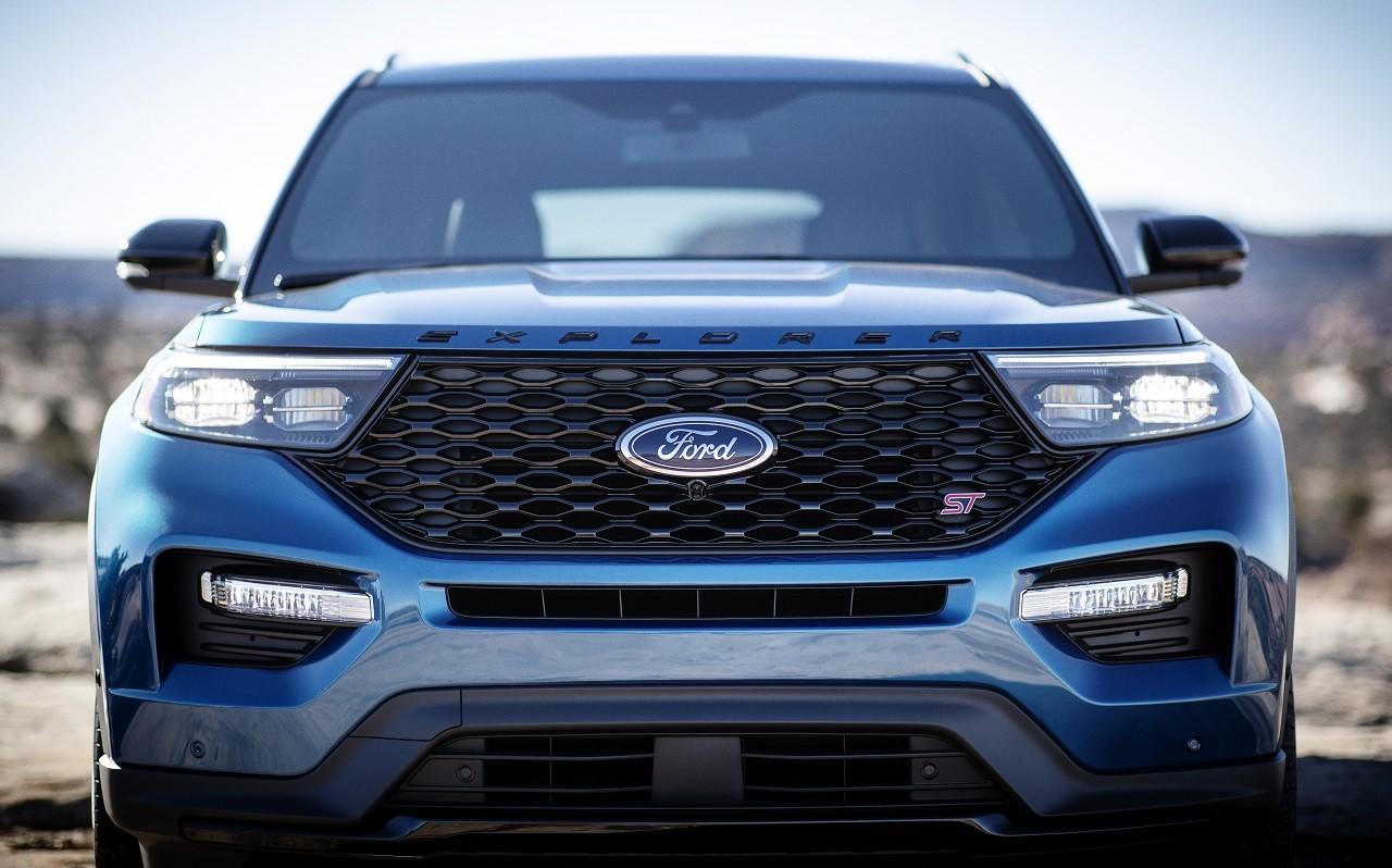 Foto de Ford Explorer ST (11/20)