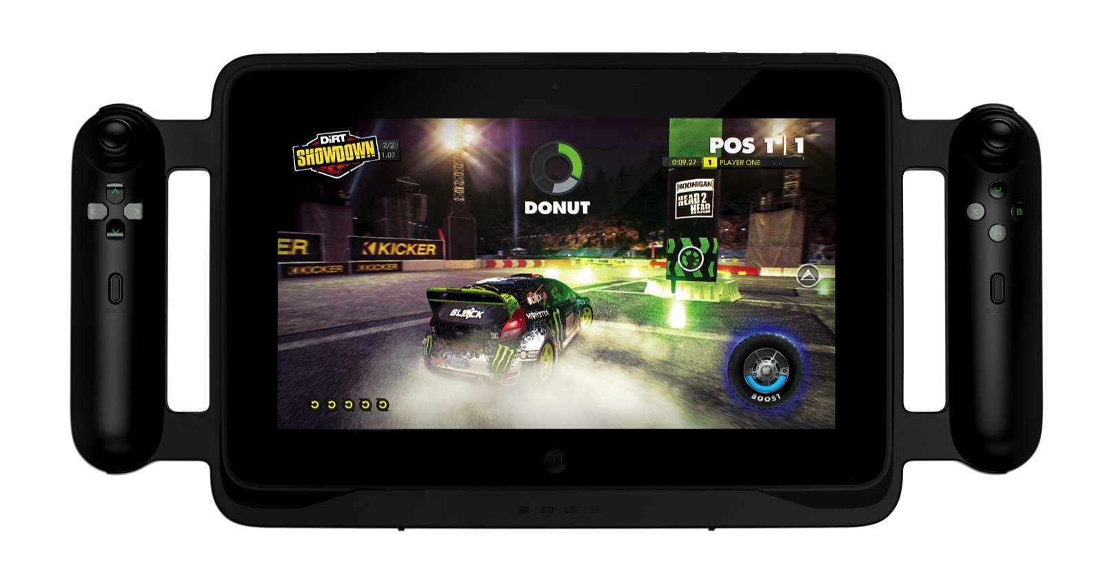 Razer Edge, gaming tablet