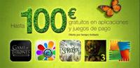 Amazon te regala un nueva selección de aplicaciones y juegos valorados en 100 euros