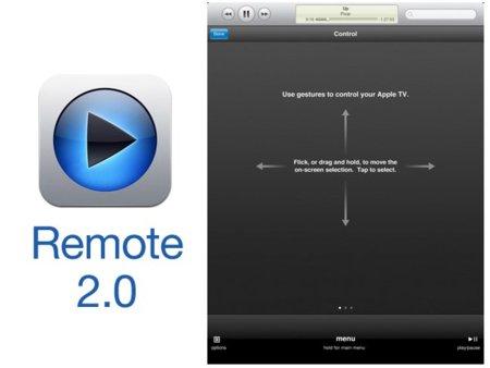 Apple lanza Remote 2.0