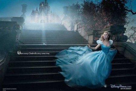 Annie Leibovitz recrea los principales personajes de Disney, con algunos de los más famosos actores de Hollywood