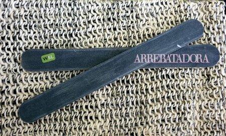 Recicla tus limas usadas y utilízalas para las durezas de los pies