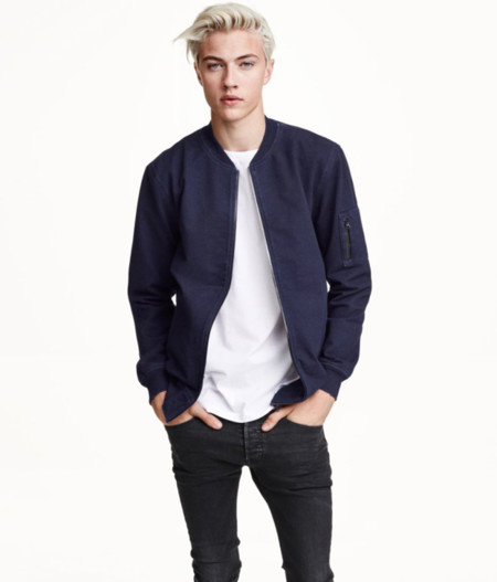 Lucky Blue Smith H And M Fall 2015 004