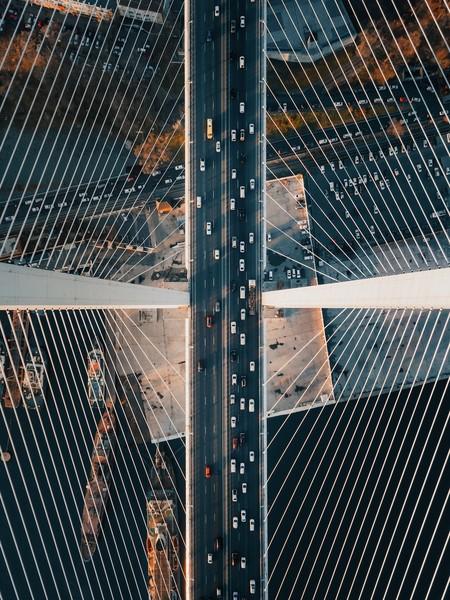 Bridge Topdown By Panvelvet Russia