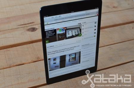 iPad Mini, análisis de la pequeña tablet de Apple