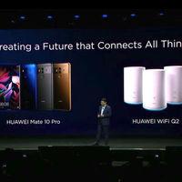 Huawei anuncia la llegada del Mate 10 Pro a América y nuevas terminales Wi-Fi
