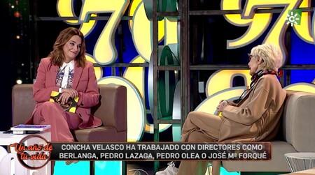 Toni Moreno Concha Velasco