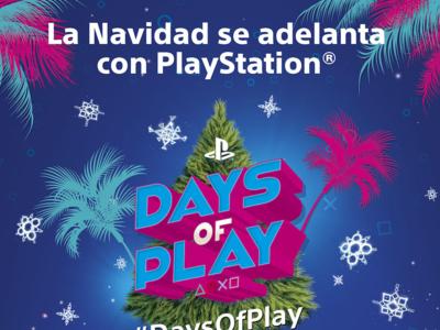 PlayStation adelanta las Navidades con la campaña Days of Play en Fnac