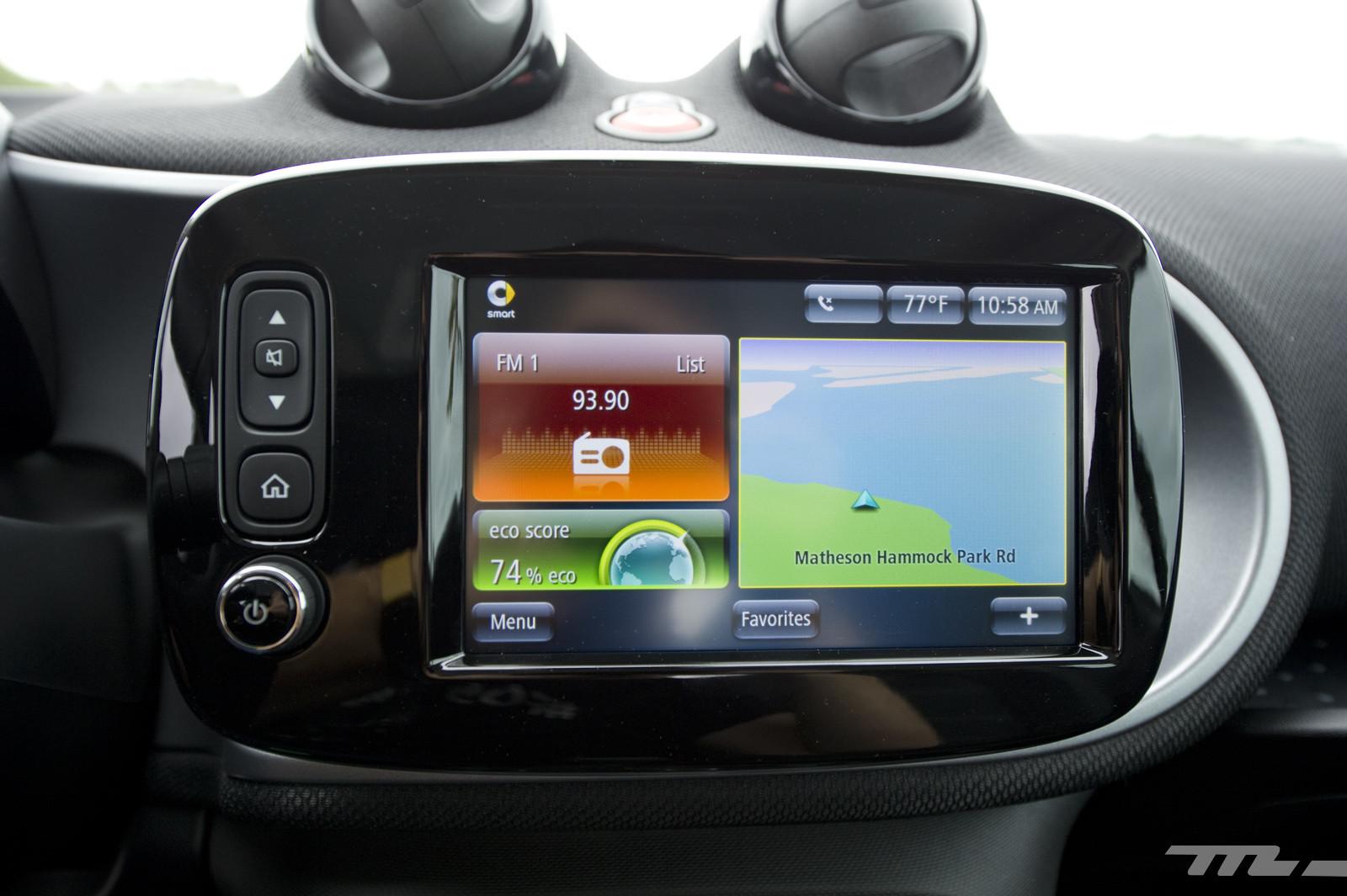 Foto de smart fortwo Electric Drive, toma de contacto (14/313)