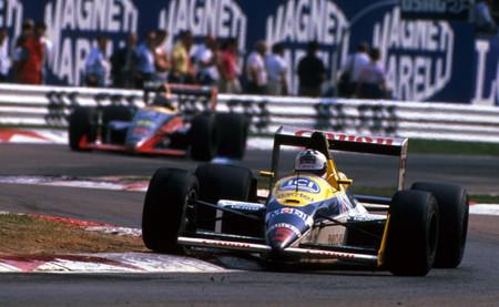 Jean-Louis Schlesser - Monza 1988