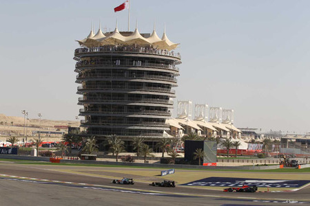 La Fórmula 1 no se decide sobre Gran Premio de Bahréin