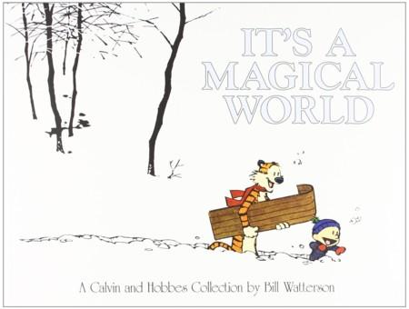 Lo que Calvin y Hobbes me ha enseñado de la vida