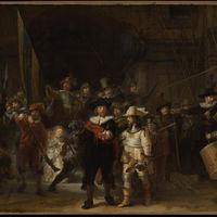 Ahora podemos apreciar esta hermosa obra de Rembrandt en 45 gigapixeles de resolución