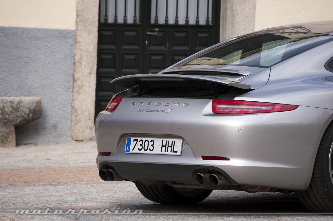 Foto de Porsche 911 Carrera S (prueba) (24/54)