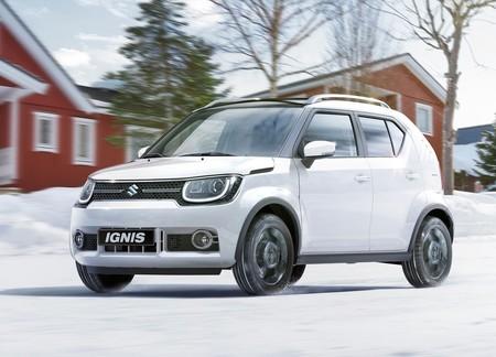 Suzuki Ignis 2018