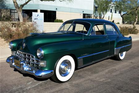 Cadillac Series 62, 1948
