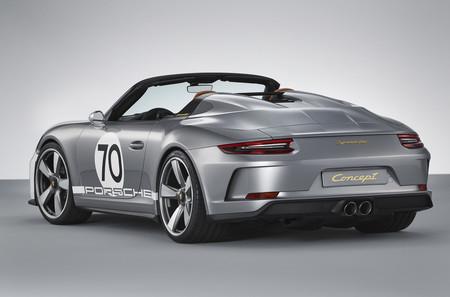 Porsche 911 Speedster Concept 9
