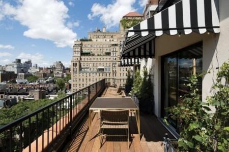 Penthouse Suite Terraza