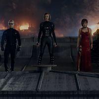 'Resident Evil: El capítulo final', nuevo tráiler de otro loco espectáculo con Milla Jovovich matando zombis