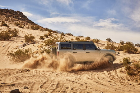 Ford Bronco Precio Mexico 12