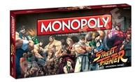 Capcom anuncia MONOPOLY: Street Fighter Collector's Edition. Sí, el juego de mesa