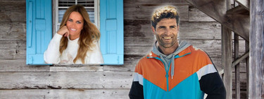 Marta López está confinada pero su relación de 'amoristad' con Efrén Reyero vuela libre como el viento