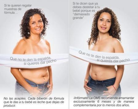 """""""Que no te den la espalda si quieres dar el pecho"""": ayudas reales para mujeres reales"""