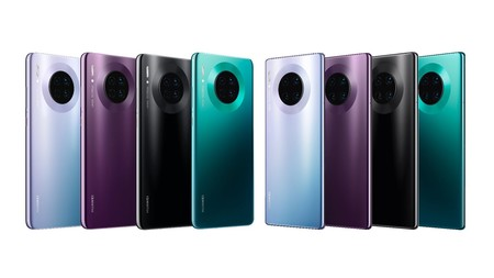Mate 30 Pro y Mate 30