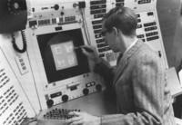Sketchpad cumple 50 años, cuando Sutherland soñó con el diseño asistido por ordenador